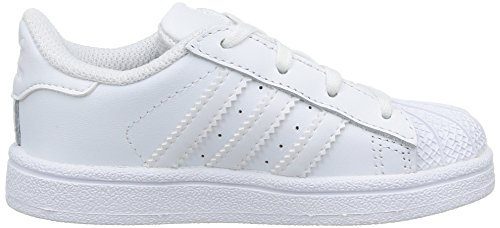 Infantile Adidas Collo Foundation Ftwwht Superstar Basso Senakers ftwwht ftwwht A FqnYCrF7