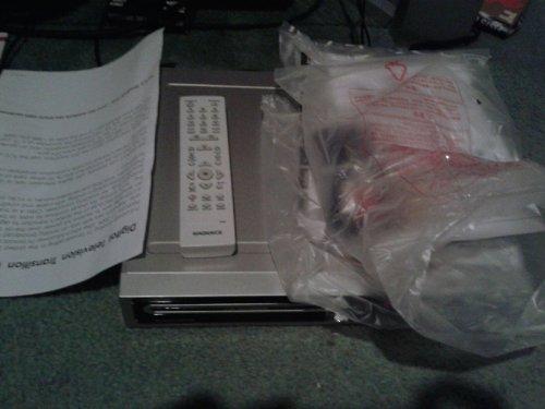 Magnavox ZC320MW8 DVD Recorder