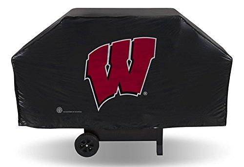 Wisconsin Badgers経済グリルカバー B003E2UJWU