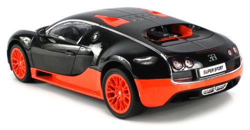 velocity toys bugatti veyron 1 16 scale rtr 16 4 sport. Black Bedroom Furniture Sets. Home Design Ideas