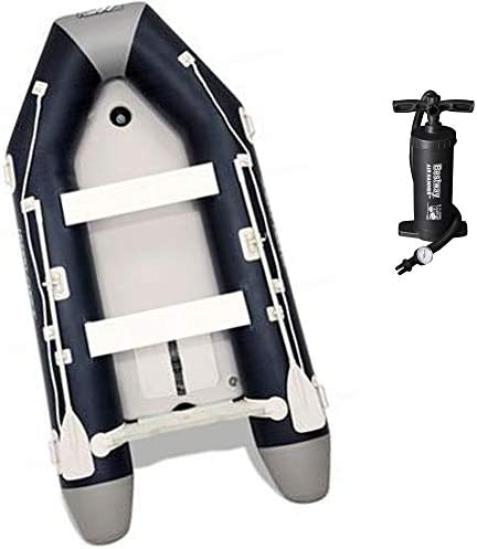 Bestway Hydro Force 65049E Mirovia Pro 130 Inch Inflatable Boat Raft with Oars