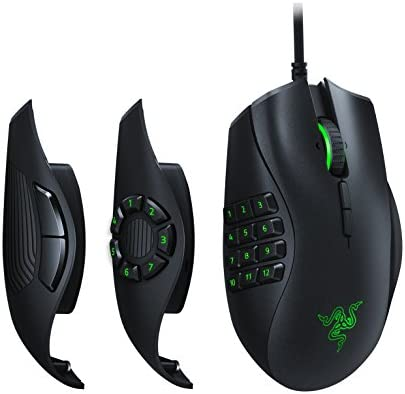 Razer Naga Trinity Optical Interchangeable product image