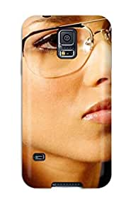 ACwYGbh1656lJwGR Tpu Case Skin Protector For Galaxy S5 Alicia Keys Celebrity With Nice Appearance