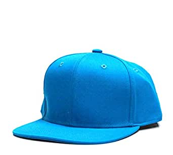City Hunter Cf919 New Twill Solid Snapback - Turquoise