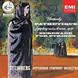 Tchaikovsky: Pathetique, Symphony No. 6 / Serenade for Strings