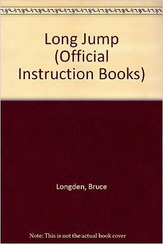 Read Long Jump (Official Instruction Books) PDF, azw (Kindle), ePub