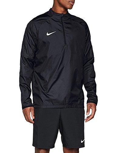 Nike Academy 18 Shield Windbreaker (Black, M)
