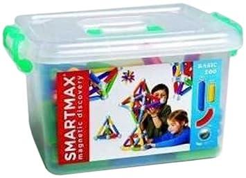 Smartmax - SMX 900 - Jeu de Construction - Intégral - 100 Pièces