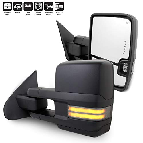 2014 chevy 1500 towing mirrors - 3