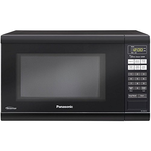 Microwave Countertop Panasonic Stainless Turntable
