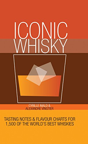 Iconic Whisky: Tasting Notes and Flavour Charts for 1,000 of the World's Best Whiskies (Best Tasting Alcoholic Mixed Drinks)