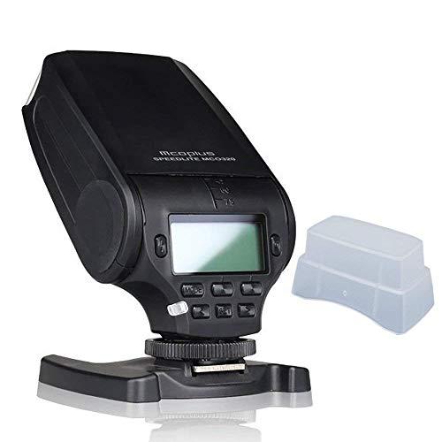 Mcoplus MCO-320N TTL Master HSS Mini Flash Speedlite for Nikon DSLR Camera