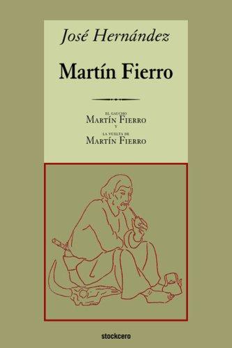 Martin Fierro (Spanish Edition) PDF
