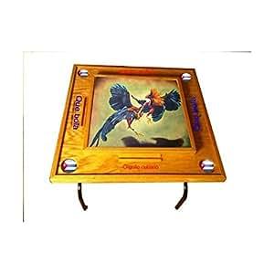 Amazon.com : Gallos Domino Table with Cuba Flag