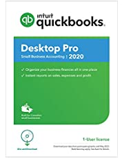 QuickBooks Desktop Pro - Accounting & Invoicing Software (EN) 2020