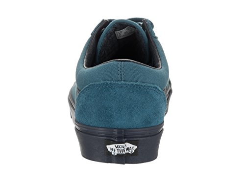 Night Blue cd Ashes Vans de Cuero Zapatillas parisian Hombre Wn7wwRqOx8