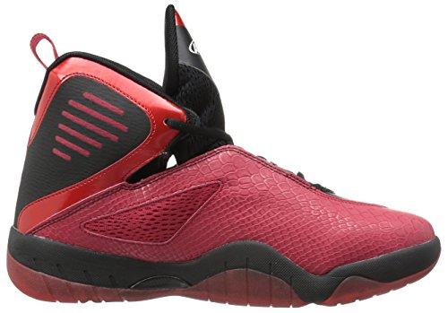 Og1h 1 Mens Alfa Basketballsko Rød / Svart / Hvit