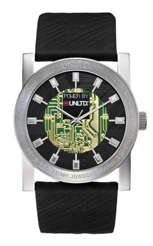 Ecko Unlimited Reloj Análogo clásico para Hombre de Cuarzo con Correa en Cuero E10041G1: Marc Ecko: Amazon.es: Relojes