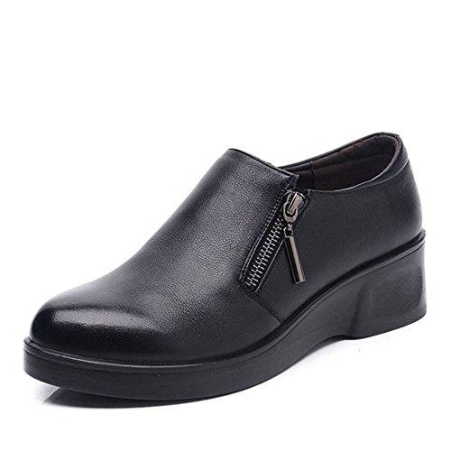 Zapatos de las mujeres edad media grande/Mamá y fondo suave zapatos/ zapatos de las mujeres/Zapatos de mujeres/zapatos casuales A