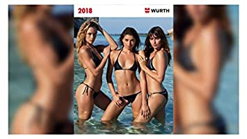 Wurth Official Calendar 2018 nude (83 foto) Selfie, 2020, cameltoe