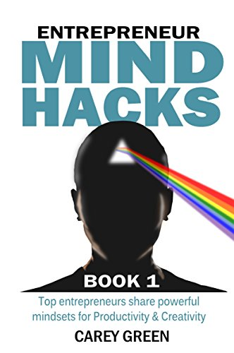 Entrepreneur Mind Hacks: Productivity & Creativity: Top entrepreneurs share powerful mindsets for Productivity & Creativity