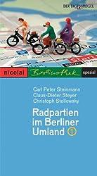 Radpartien im Berliner Umland - Band I