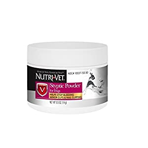 Nutri-Vet Styptic Powder, 0.5 oz 1