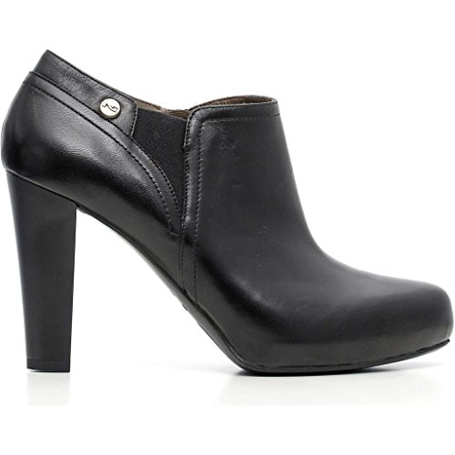 Nero Giardini - Zapatos de vestir de Piel para mujer Nappa Pandora Nero