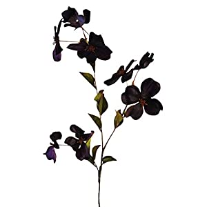 "V-Max Floral Decor 36"" Dogwood Spray (Pack of 12) 81"