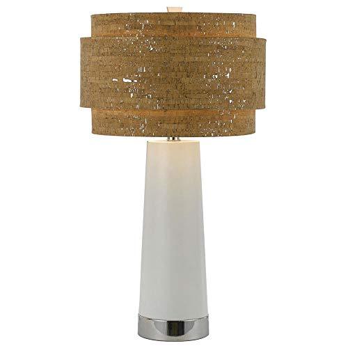 Af Lighting Modern Table Lamp - AF Lighting 8402 Table Lamp- Pearl