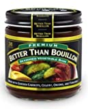 Better Than Bouillon Premium Seasoned Vegetable Base, 8 ounces (227 grams) - (Pack of 2)