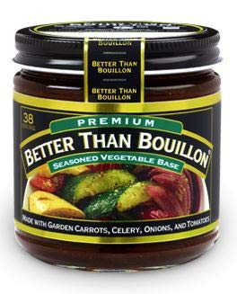 Better Than Bouillon Vegetable Base (2 jars)