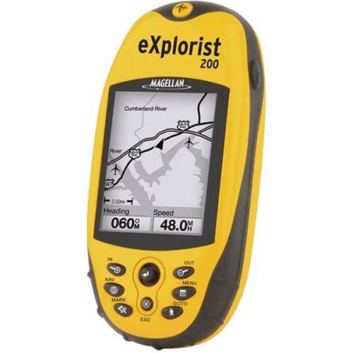 amazon com magellan explorist 200 water resistant hiking gps cell rh amazon com Magellan GPS Updates Maps Handheld GPS for Hunting and Fishing