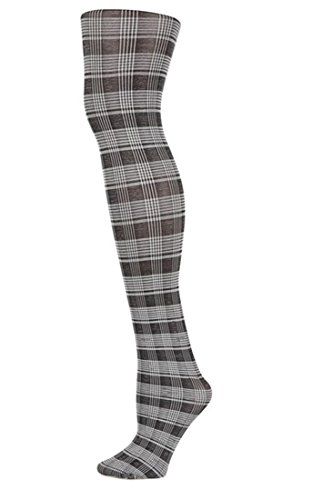 Killer Legs Yelete Plaid Tights product image