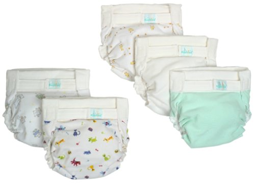 Kushies CLASSIC Infant Diapers 10 22lbs
