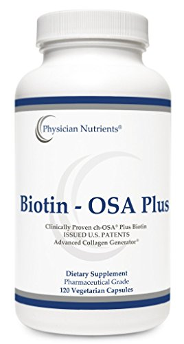 Biotin-OSA Plus for Body Beauty Proteins Support by Physician Nutrients