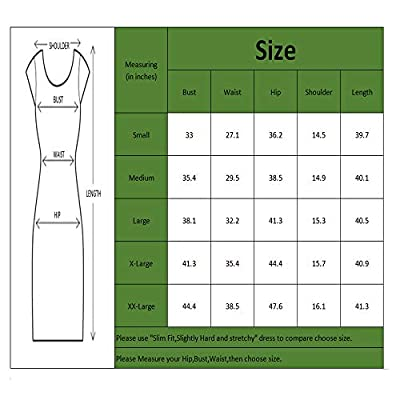 HiQueen Women Vintage Office Work Business Party Bodycon Pencil Dress at Women's Clothing store