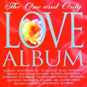 Download mp3 full flac album vinyl rip With The One You Love  - Various - Romantica (CD)