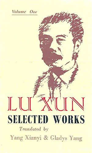 Lu Xun Selected Works (I-IV) (v. 1-4)