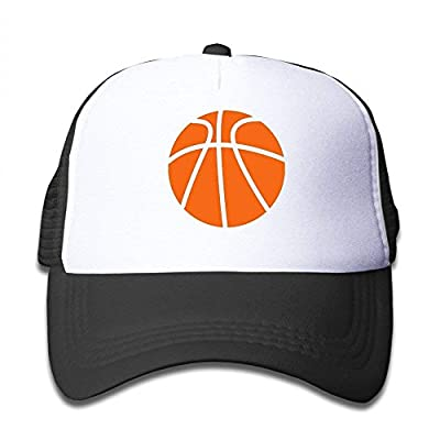 Eveler Kid's Basketball Graphic Snapback Cap Hat