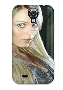 Durable Body Women Laura Vandervoort People Women Back Case/cover For Galaxy S4