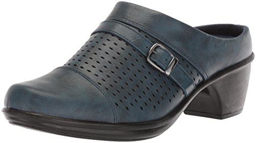 Easy Street Women's Cleveland Clog Denim