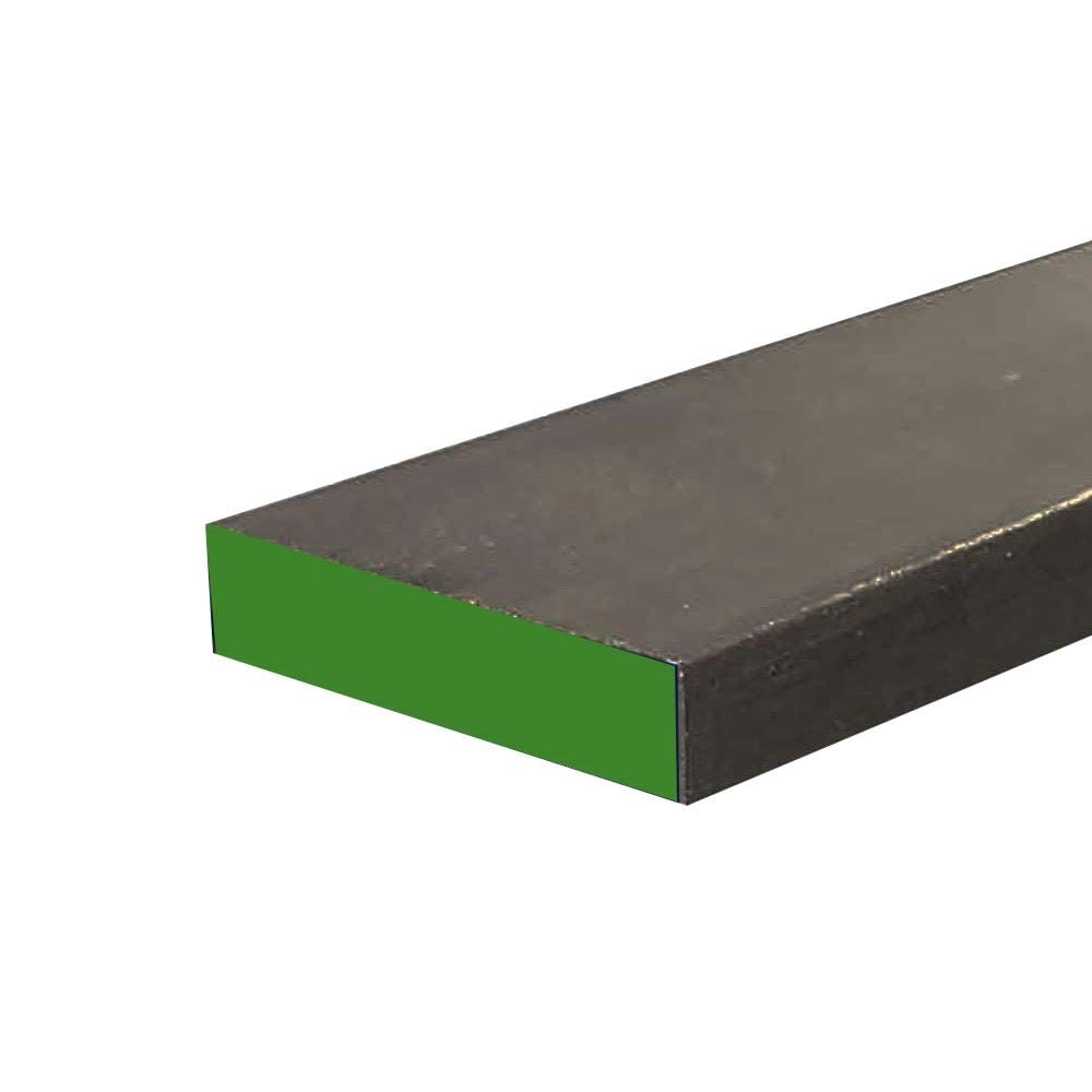Online Metal Supply 1018 Cold Finished Steel Rectangle Bar, 1/2'' x 3-1/4'' x 36'' by Online Metal Supply