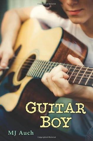 book cover of Guitar Boy