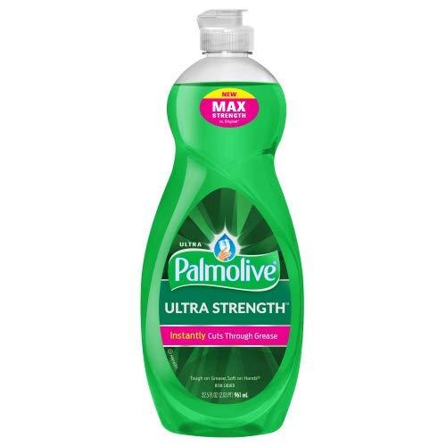 (Palmolive Ultra Strength Liquid Dish Soap, Original, 20 fl oz (Pack of 2) )