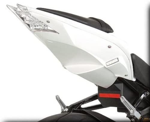 Hotbodies Racing 21001-1103 Alpine White ABS Undertail with Built-In LED Signals