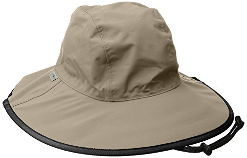 Sunday Afternoons Cloudburst Hat, Sand/Black, Medium