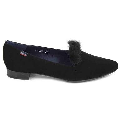 Callaghan Adaptaction 98932 Aresi Zapatos de Mujer - 40, Nobuck Negro: Amazon.es: Zapatos y complementos
