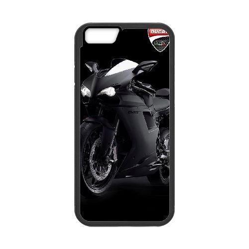 iPhone 6 4.7 Inch Phone Case Black Ducati QY7012525