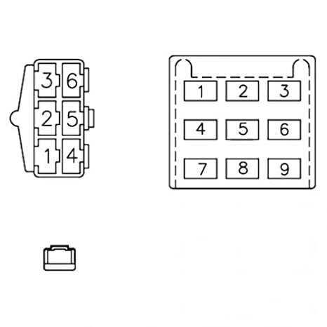 amazon com radio wiring harness kubota m8200 l4200 l245 m6040 m7040 rh amazon com Kubota M4900 Dash Board M4900 Kubota Shuttle Shift